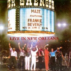 Maze - Live In New Orleans (CD)
