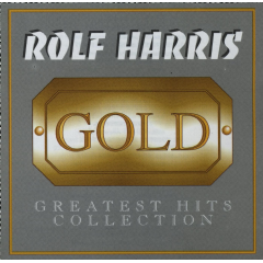 Rolf Harris - Gold - The Greatest Hits Collection (CD)