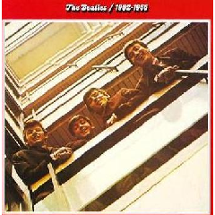 Beatles - Red Album 1962-1966 (CD)