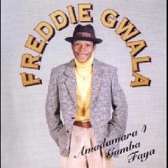 Freddie Gwala - Amadamara 4 - Gumba Faya (CD)