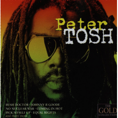 Peter Tosh - Gold Collection (CD)