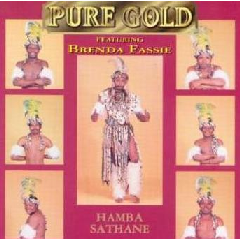 Pure Gold Feat Brenda Fa - Hamba Sathane (CD)