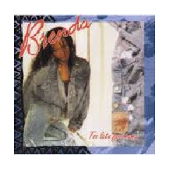 Brenda Fassie - Too Late For Mama (CD)