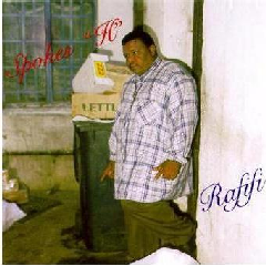 Spokes A - Rafifi (CD)