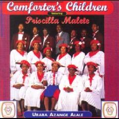 Comforter's Children - Ubaba Azange Alale (CD)