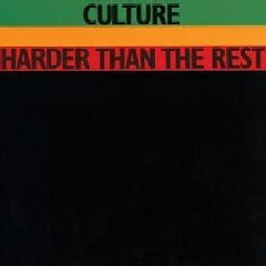 Culture - Harder Than The Rest (CD)
