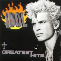 Billy Idol - Greatest Hits (CD)