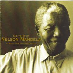 Nelson Mandela - The Voice Of Nelson Mandela (CD)