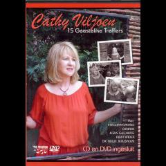 Viljoen, Cathy [afr] - 15 Geestelike Treffers (DVD + CD)