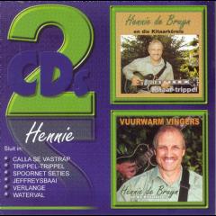 De Bruyn, Hennie - Kitaar-trippel / Vuurwarm Vingers (CD)