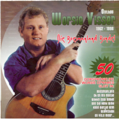 Visser, Worsie - Die Boesmanland Bundel (CD)