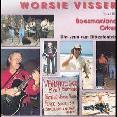 Worsie Visser - Seun Van Bitterfontein (CD)