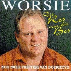 Worsie Visser - Res Van Die Bes (CD)