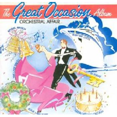 Orchestral Affair - Great Occasion Album (CD)