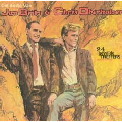 Jan Brits - Die Beste Van Jan Brits & Chris Oberholzer (CD)