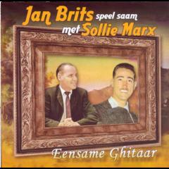 Brits, Jan / Sollie Marx - Eensmae Ghitaar (CD)