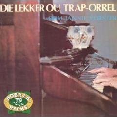 Jannie Vorster - Lekker Ou Traporrel (CD)