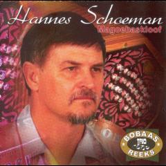 Schoeman, Hannes - Magoebaskloof (CD)