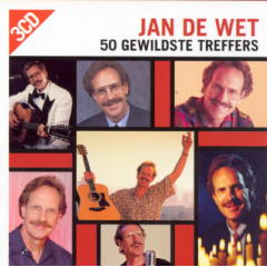 De Wet Jan - 50 Gewildste Treffers (CD)