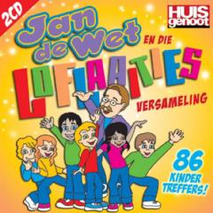 Jan De Wet & Die Loflaaities - Die Beste Van Jan & Die Loflaaities (CD)