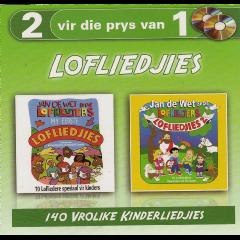 Children - Lofliedjies 1/ Lofliedjies 2 (CD)