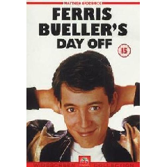 Ferris Bueller's Day Off - (DVD)