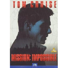 Mission Impossible - (DVD)