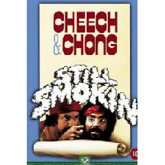 Cheech and Chong Still Smokin - (DVD)