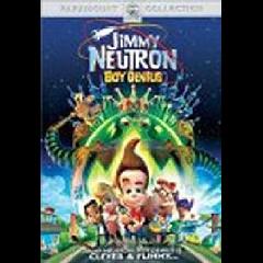 Jimmy Neutron : Boy Genius - (DVD)