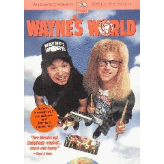 Wayne's World - (DVD)