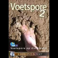 Voetspore 2 - (DVD)