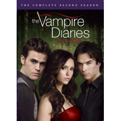 Vampire Diaries Season 2 (DVD)