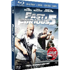 Fast & Furious Part 5 (Blu Ray)