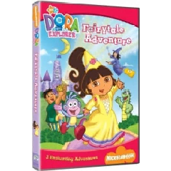 Dora The Explorer: Fairytale Adventure (DVD)