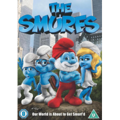 The Smurfs (2011)(DVD)