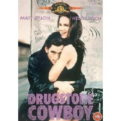 Drugstore Cowboy - (DVD)