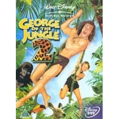 George of the Jungle 2 - (DVD)