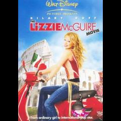 Lizzie McGuire Movie , The - (DVD)