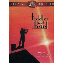 Fiddler On The Roof - (DVD)