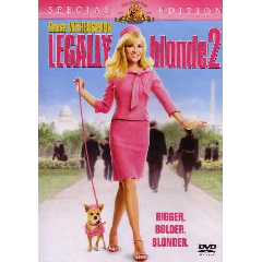 Legally Blonde 2: Red, White & Blonde (DVD)