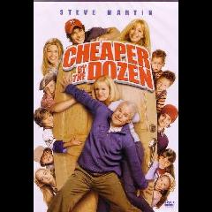 Cheaper by the Dozen (2003)(DVD)