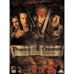 Pirates of the Caribbean: The Curse of the Black Pearl (Single Disc)(DVD)
