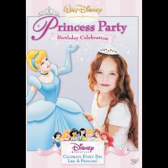 Princess Party Vol 1: Birthday Celebration (DVD)