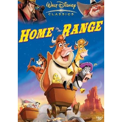 Home On The Range (DVD)
