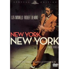 New York, New York - (DVD)