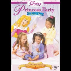 Princess Party Dress Up Party Vol. 2 - (DVD)