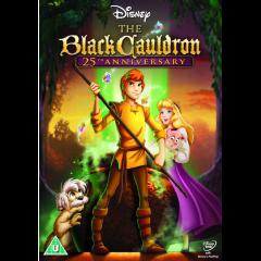 Black Cauldron (DVD)