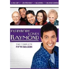 Everybody Loves Raymond - The Complete Fifth Season - (DVD)