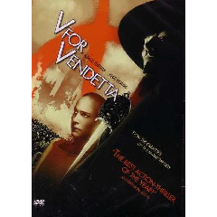 V for Vendetta (2006) (DVD)