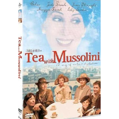Tea with Mussolini (1999)(DVD)